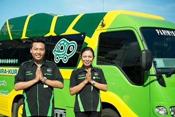 Kura Kura Bus Day Pass (1 or 3 Days)