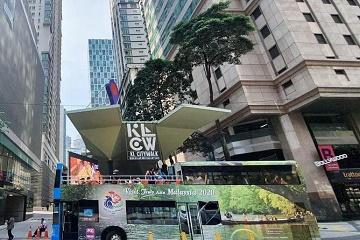 Kuala Lumpur Hop On Hop Off City Tour