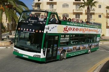 Gozo Sightseeing Hop On Hop Off Tour