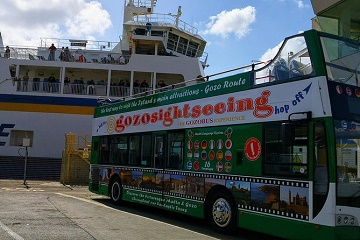 Hop-on, Hop-off Bus Tours in Malta and Gozo