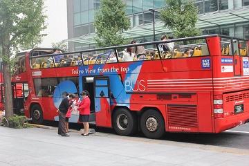 Tokyo Sky Hop-on Hop-off Bus Ticket