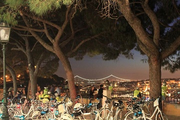 Lisbon By Night Bike Tour Tickets