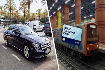 Lisbon Public Transport Travel Card