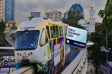 Kuala Lumpur Public Transport Travel Card