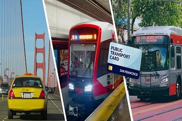 San Francisco Public Transport Travel Card