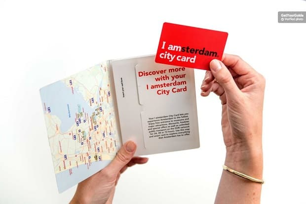 Amsterdam Sightseeing City Card Tickets
