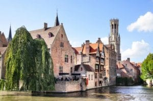 Bruges Day Trip from Amsterdam Tickets