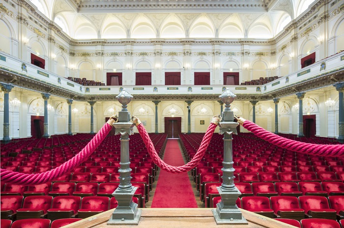 Concertgebouw Behind the Scenes Tour Tickets