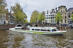 Amsterdam Hop On Hop Off Boat Tickets