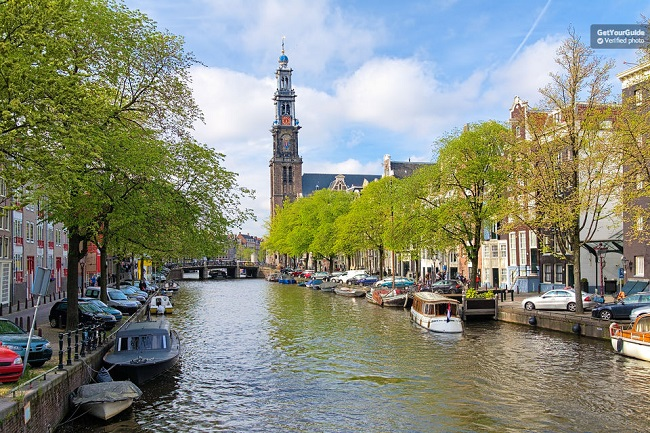 Amsterdam Walking Tour and Canal Cruise Tickets