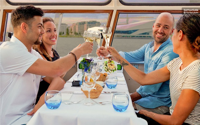 Best Amsterdam Dinner Cruise Tickets