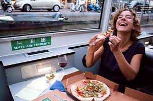 Best Pizza Cruise Amsterdam City Tour Tickets