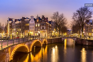 Evening Canal Cruise Amsterdam Tickets