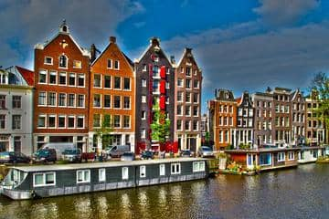 Van Gogh Museum and Canal Cruise Ticket Skip-the-line Tickets