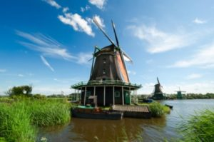 Zaanse Schans, Volendam, Marken  and Windmills with Free 1-Hour Canal Cruise Tickets