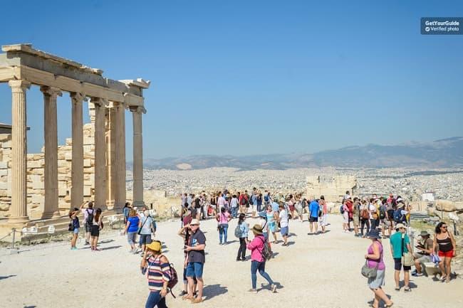 Best Acropolis Walking Tour Tickets