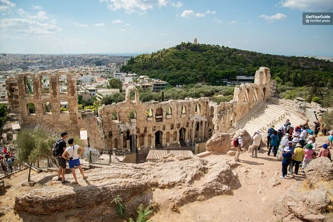Acropolis and Acropolis Museum 5-Hour Tour Tickets