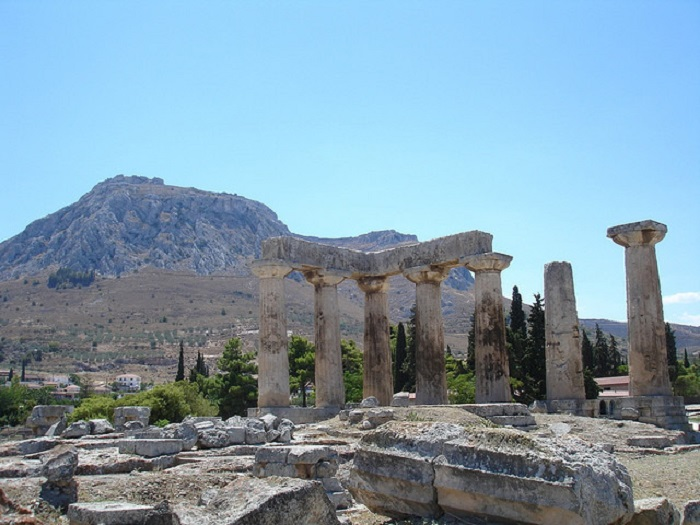 Ancient Corinth Half Day from Athens Tickets