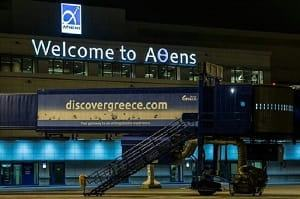 Athens Airport To Athens Hotels, Shuttle Bus Service Tickets