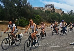 Athens City Bike Tour Tickets