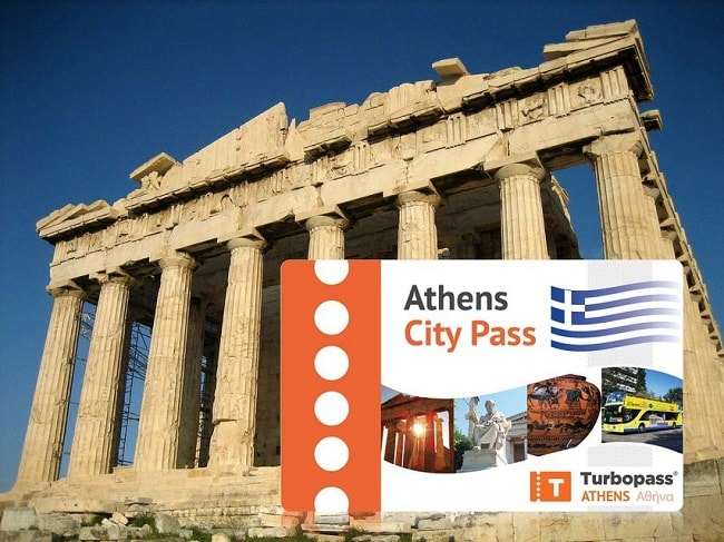 Athens City Pass : Free entry to Athens Museums and Sightseeing Tours Tickets