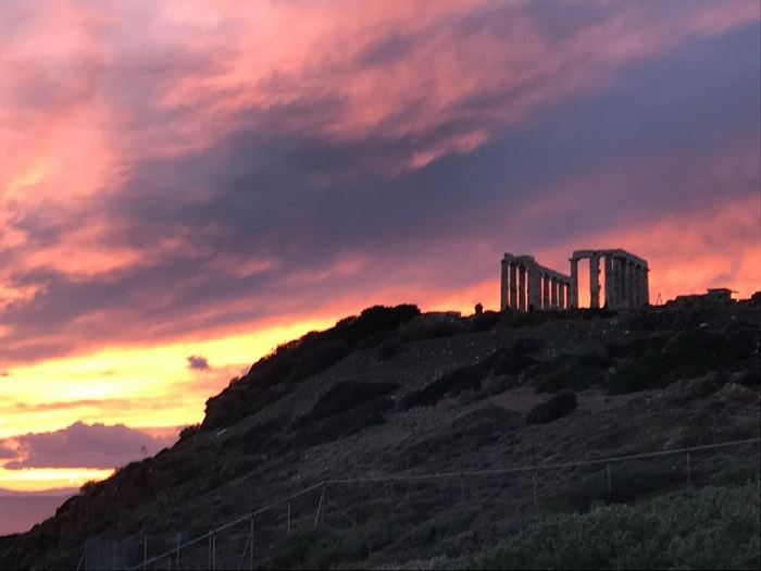 Cape Sounion: Sunset Tour from Athens Tickets