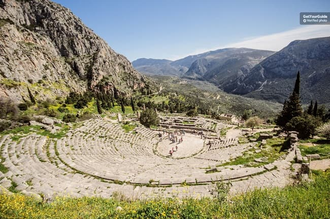 Delphi Day Trip From Athens Tickets