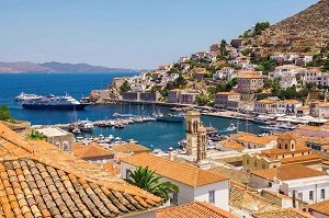Athens to Hydra, Poros, And Aegina Full-Day Cruise With Lunch Tickets
