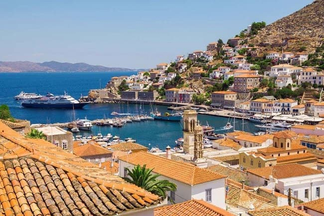 Hydra, Poros, And Aegina Full-Day Cruise With Lunch Tickets