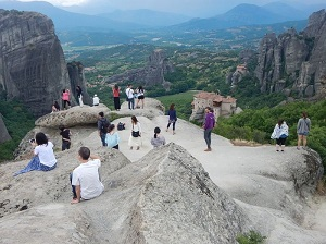 Meteora Full-Day Trip from Athens by Train Tickets