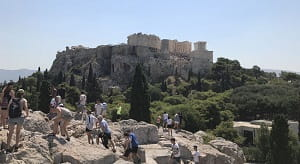 Best Private Tour Acropolis and Old Town 4-Hour