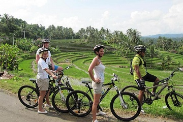 Bali Bike Ride Tour: Best Nature and Heritage Tickets