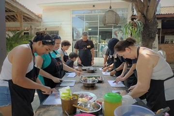 Balinese Cooking Class and Market Tour Tickets