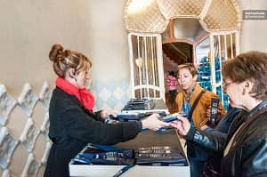 Gaudi Casa Batllo Tour Ticket with Video/Audio Guide Tickets