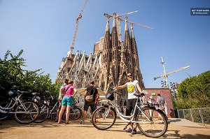 Barcelona City Sightseeing Bike Tour Tickets