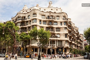 Casa Mila Skip the Line Ticket Tickets