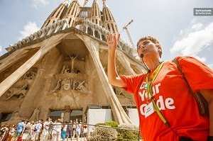 Fast Track Guided Tour of the Sagrada Familia Tickets