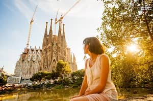 Skip the line Barcelona Sagrada Familia Tour Ticket Tickets