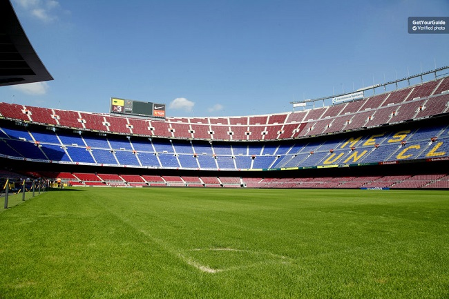 FC Barcelona Stadium Tour & Museum Tickets Tickets