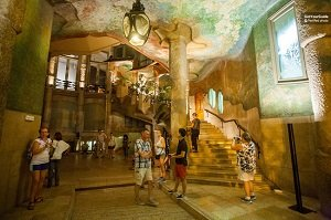 Gaudi's La Pedrera at Night Tour Tickets