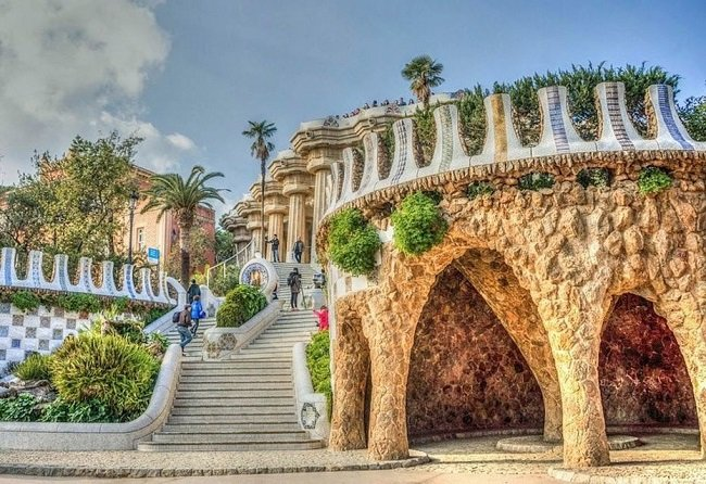 Park Guell Skip the Line Ticket Tickets