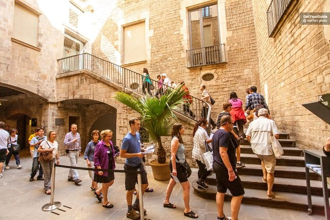 Picasso Museum Barcelona Tour Tickets