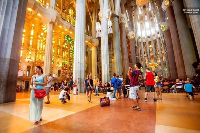 Sagrada Familia & Gaudi Guided Tour Tickets