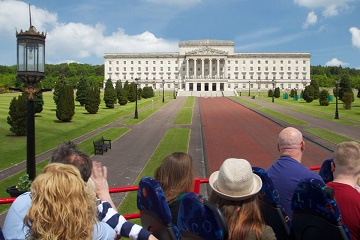 Belfast: 3-Day Hop-On Hop-Off City Tour and Bus Pass