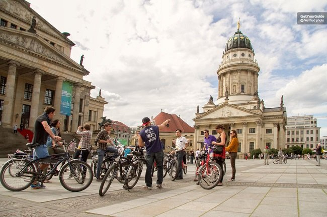Berlin Bike Tour Tickets