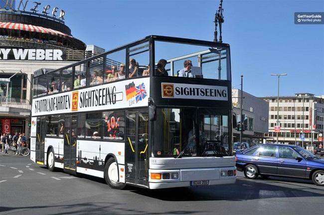 Berlin Hop-On Hop-Off Bus Tour Tickets