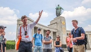 Berlin's Infamous Third Reich Sites Half-Day Walking Tour Tickets