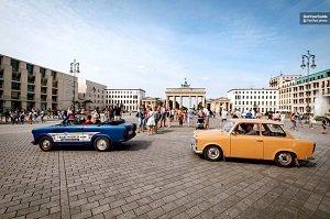 Berlin Self-Drive Trabi Safari City Tour Tickets