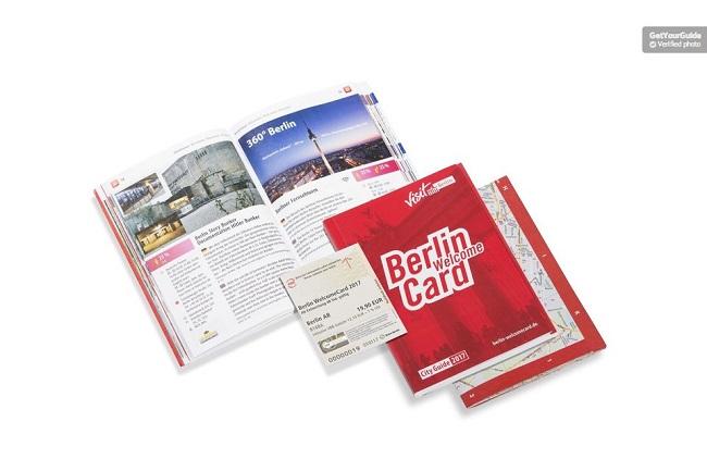 Berlin WelcomeCard: Transport, Discounts Card Tickets