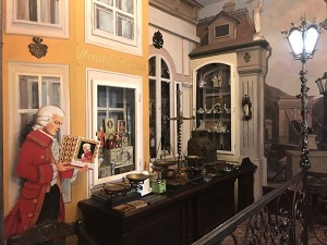 Chocolate Museum Tour Budapest with Chocolate Tasting Tickets